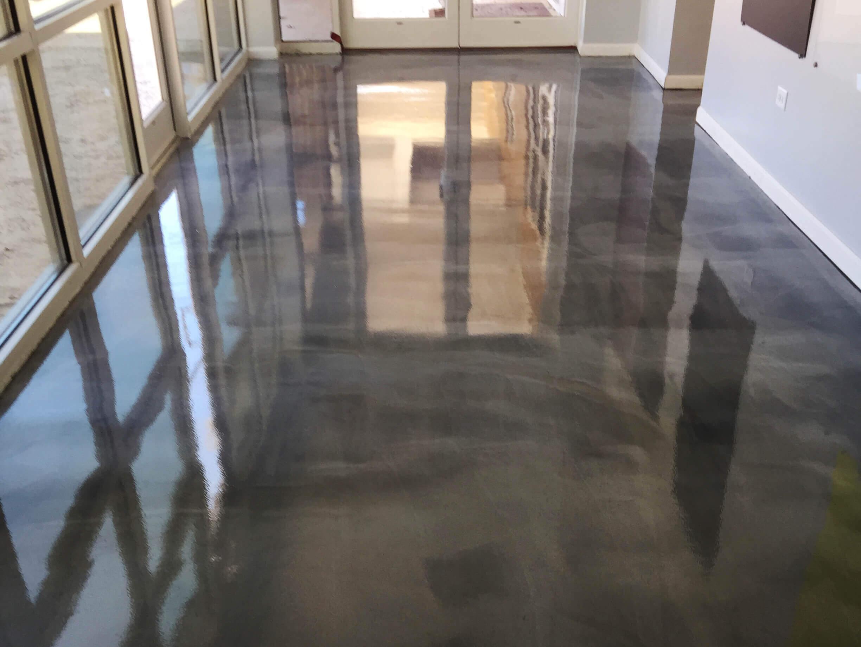 MMA (Methyl Methacrylate) Based Flooring